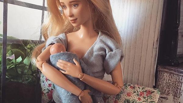 Μαμά κανε το χόμπι της επάγγελμα: η Θηλάζουσα Κούκλα που έγινε Sold Οut σε λίγες ώρες!