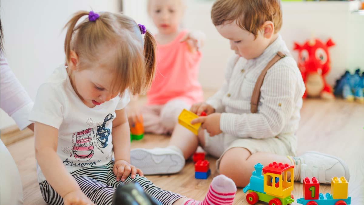Η μυστική γλώσσα των μικρών παιδιών: Τι σημαίνει η συμπεριφορά τους