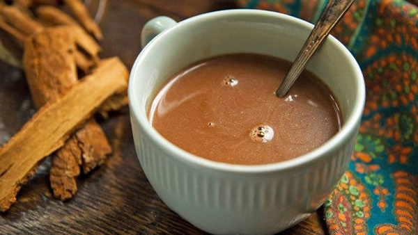 Πικάντικη ζεστή σοκολάτα έχετε δοκιμάσει; Τώρα είναι η ευκαιρία!