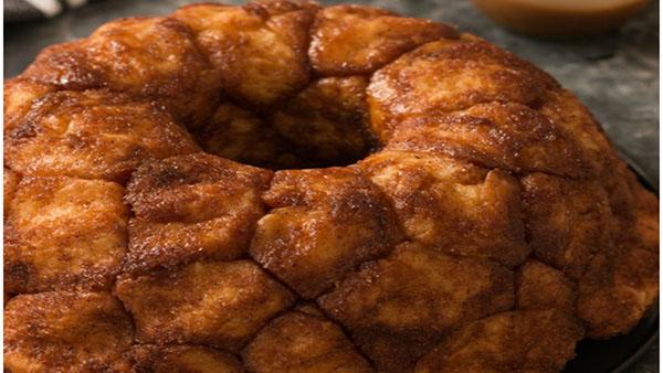 Συναρπαστικό monkey bread: το ψωμί της …μαϊμούς!