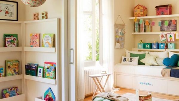 Πώς να κρατούν τα παιδιά τακτοποιημένα τα δωμάτιά τους