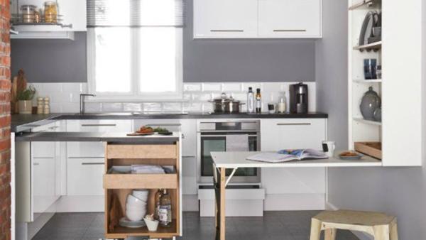 Η πιο έξυπνη και λειτουργική κουζίνα για εσάς που δεν έχετε αρκετό χώρο! (video)