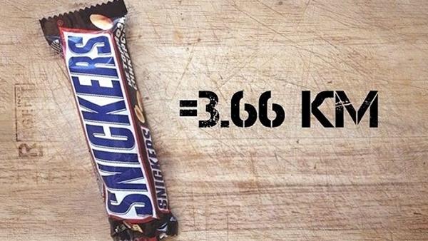 Πόσα χιλιόμετρα πρέπει να τρέξετε για να κάψετε τις θερμίδες από τα πιο δημοφιλή σνακ;