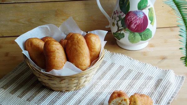Πιροσκί με γέμιση πατάτας: ιδανικά για μπουφέ, πάρτυ ή κολατσιό