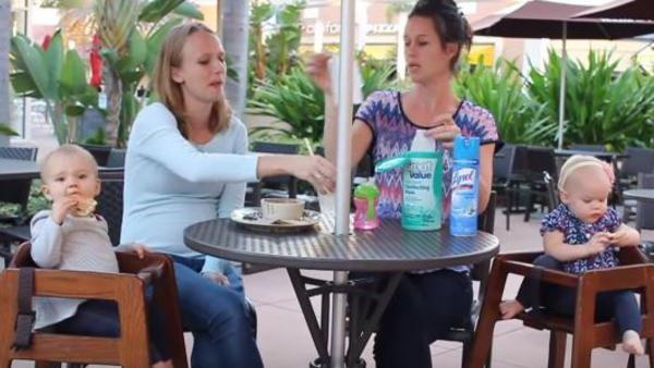 Χιουμοριστικό VIDEO: 2 τύποι μαμάδων! Ελπίζουμε να βρίσκεσαι κάπου στη μέση!