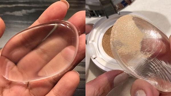 Μακιγιάζ: το σφουγγαράκι σιλικόνης που θυμίζει επίθεμα στήθους ρίχνει το Instagram
