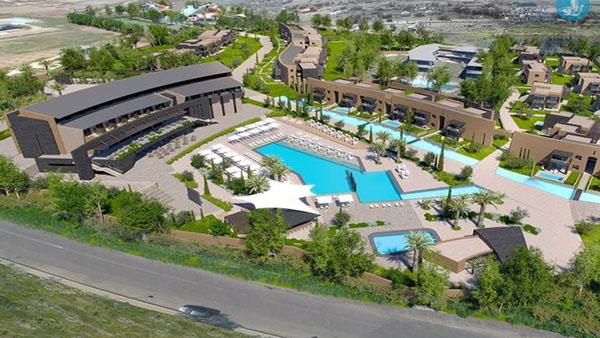 To πρώτο εξάστερο ξενοδοχείο στην Ελλάδα είναι στη Ρόδο!