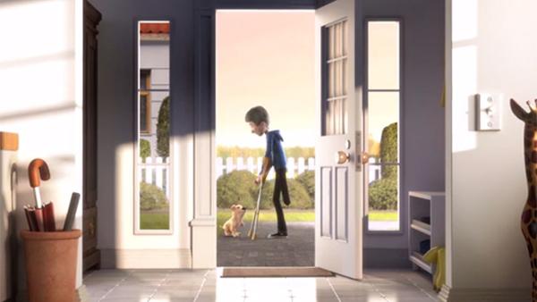 Ο μικρός ήρωας με αναπηρία σε ένα βίντεο που σαρώνει : Υπάρχει λόγος που πρέπει να τo δείτε!