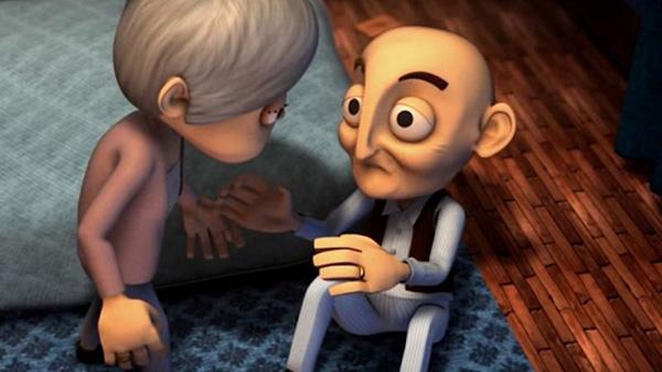 Τι νιώθει ένα άτομο με Αλτσχάιμερ: Το βίντεο που «συγκίνησε» παγκοσμίως.