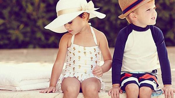 KIDS ON THE BEACH! Απίστευτες εμφανίσεις των μικρών μας στην παραλία!!