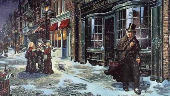 Σαν σήμερα ειπώθηκε για πρώτη φορά η ωραιότερη «Χριστουγεννιάτικη Ιστορία»