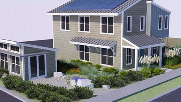 Το νέο ενεργειακό σπίτι της HONDA τροφοδοτεί τις συσκευές και το αυτοκίνητο