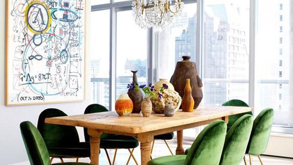 Βελούδο, η απόλυτη τάση και στη διακόσμηση -6 ιδέες για να «ντύσεις» το σπίτι