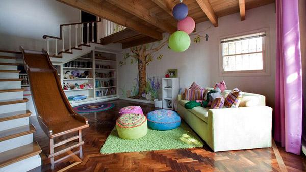 Μετατρέψτε το σπίτι σε παιδική χαρά με αυτές τις τσουλήθρες σχεδιασμένες για παιδιά!
