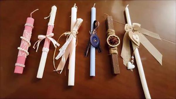 8 + 1 ιδέες για να διακοσμήσετε μόνοι σας τις Πασχαλινές Λαμπάδες!!