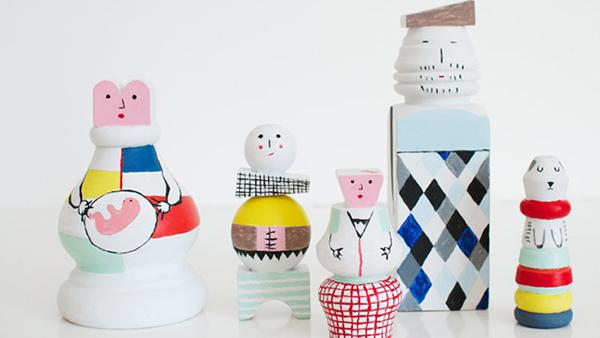 DIY: Πάρε τα παλιά πόμολα ή κουρτινόξυλα και φτιάξε κάτι που θα αγαπήσουν τα παιδιά