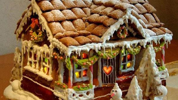 Ιδέες και Tips για να φτιάξετε τα πιο εντυπωσιακά Χριστουγεννιάτικα Μπισκοτόσπιτα!