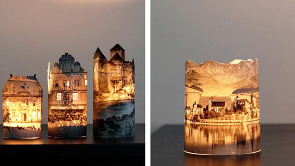 Όμορφο DIY: φτιάχνουμε βήμα βήμα εντυπωσιακό ρεσώ με φωτεινή παράσταση