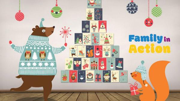 Mετράμε αντίστροφα με ένα ξεχωριστό Χριστουγεννιάτικο Ημερολόγιο για τα παιδιά!