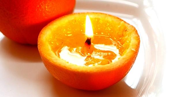 Τι πιο υπέροχο από ένα φυσικό αρωματικό χώρου με πορτοκάλι; Δείτε πόσο εύκολο είναι!