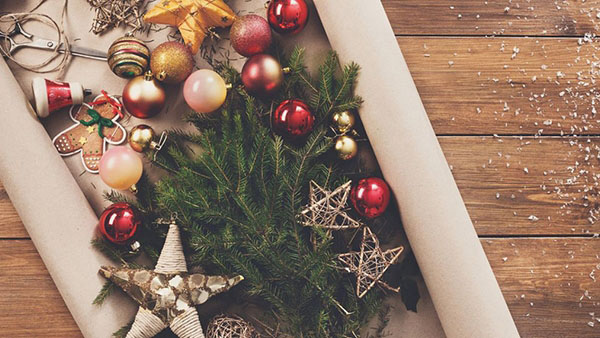 5 εντυπωσιακά Χριστουγεννιάτικα Στολίδια για να φτιάξεις πανεύκολα μόνη σου