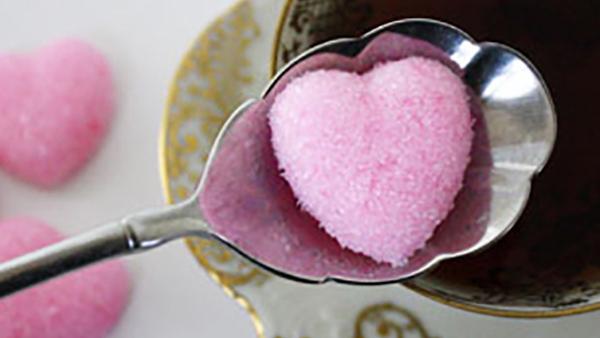 Πώς να φτιάξετε μοναδικούς κύβους ζάχαρης για τον καφέ και το τσάι σας!!