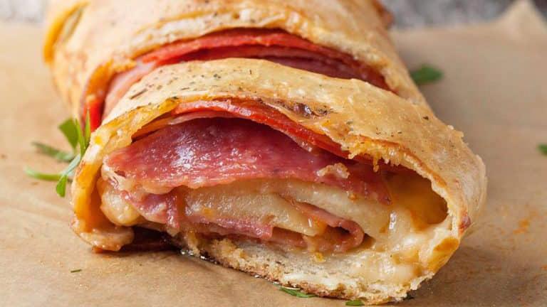Στρόμπολι (stromboli): το κολατσιό με αυθεντική ιταλική γεύση για όλες τις ώρες