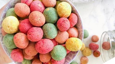 Τα πιο νόστιμα, πολύχρωμα, μπισκοτένια σπιτικά δημητριακά είναι αυτά!